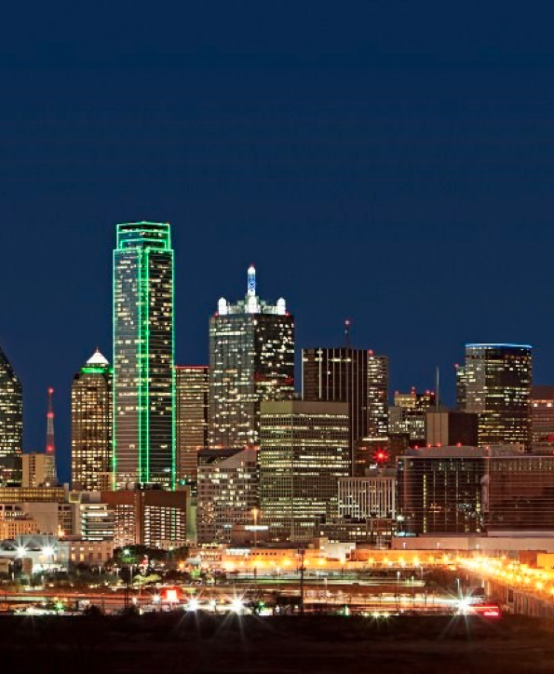 Dallas, TX – 2021