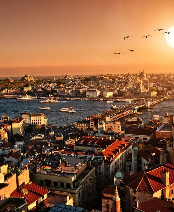Istanbul, TR – 2016