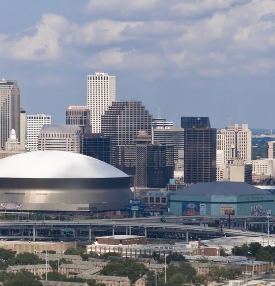 New Orleans, LA – 2016