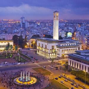 Casablanca, Morocco 2018